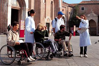 Corsi osa assistente turistico per disabili for Soggiorni per disabili