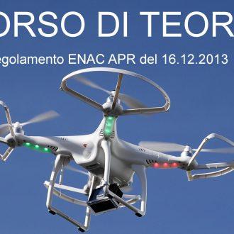 Corso per diventare Pilota di Drone