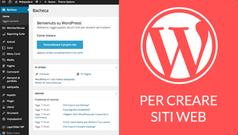 Corso Base WordPress