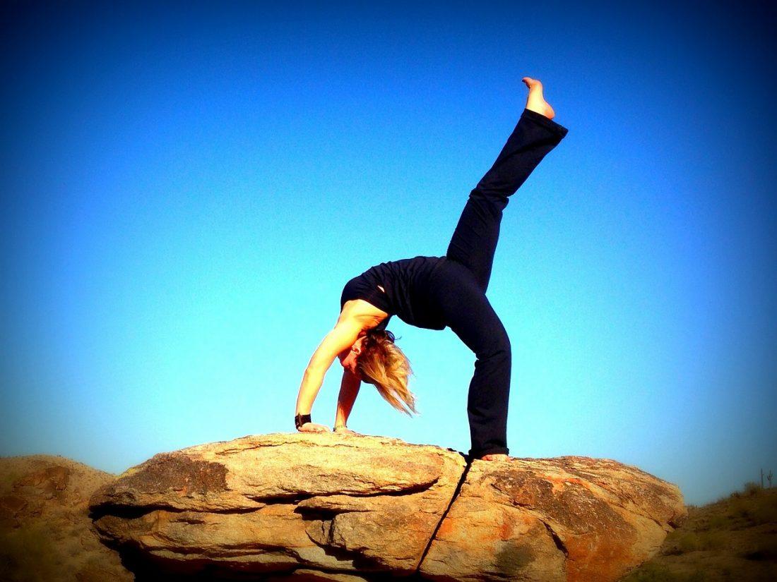 Corso di Yoga posizioni