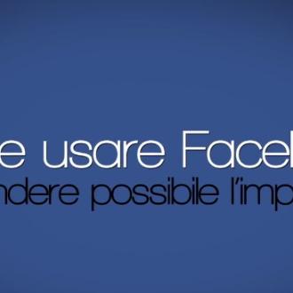 Corso Facebook per professionisti e associazioni
