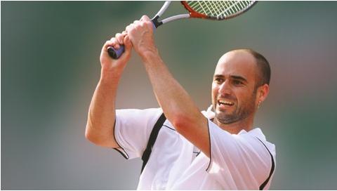 Corso di Tennis con Andre Agassi